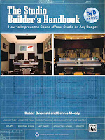 The Studio Builder's Handbook image from Bobby Owsinski's Big Picture blog