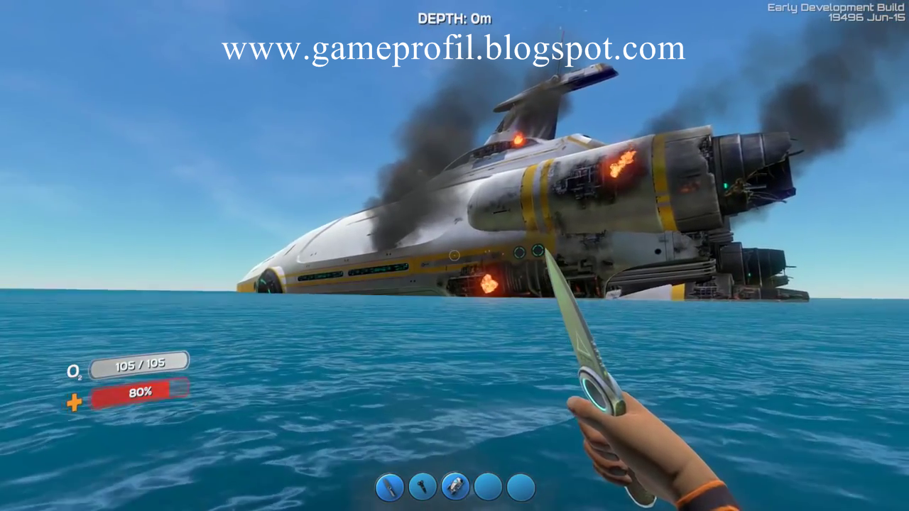Subnautica Pc Download Free Full Version Game Highly Compressed