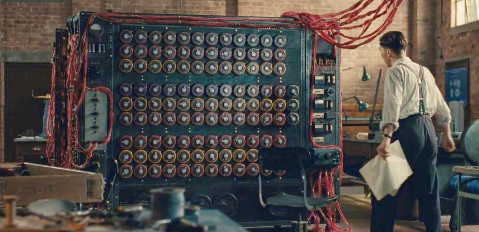 Mesin pemecah kode Enigma