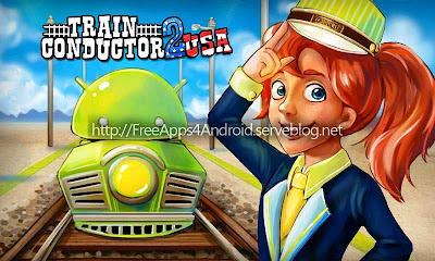Train Conductor 2: USA Free Apps 4 Android