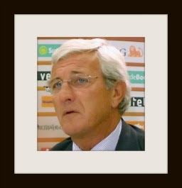 Translations of Marcello Lippi: The ex manager & technical director of Guǎngzhōu Héngdà Táobǎo.