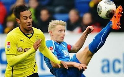 Xem lại đầy đủ trận Hoffenheim vs Dortmund