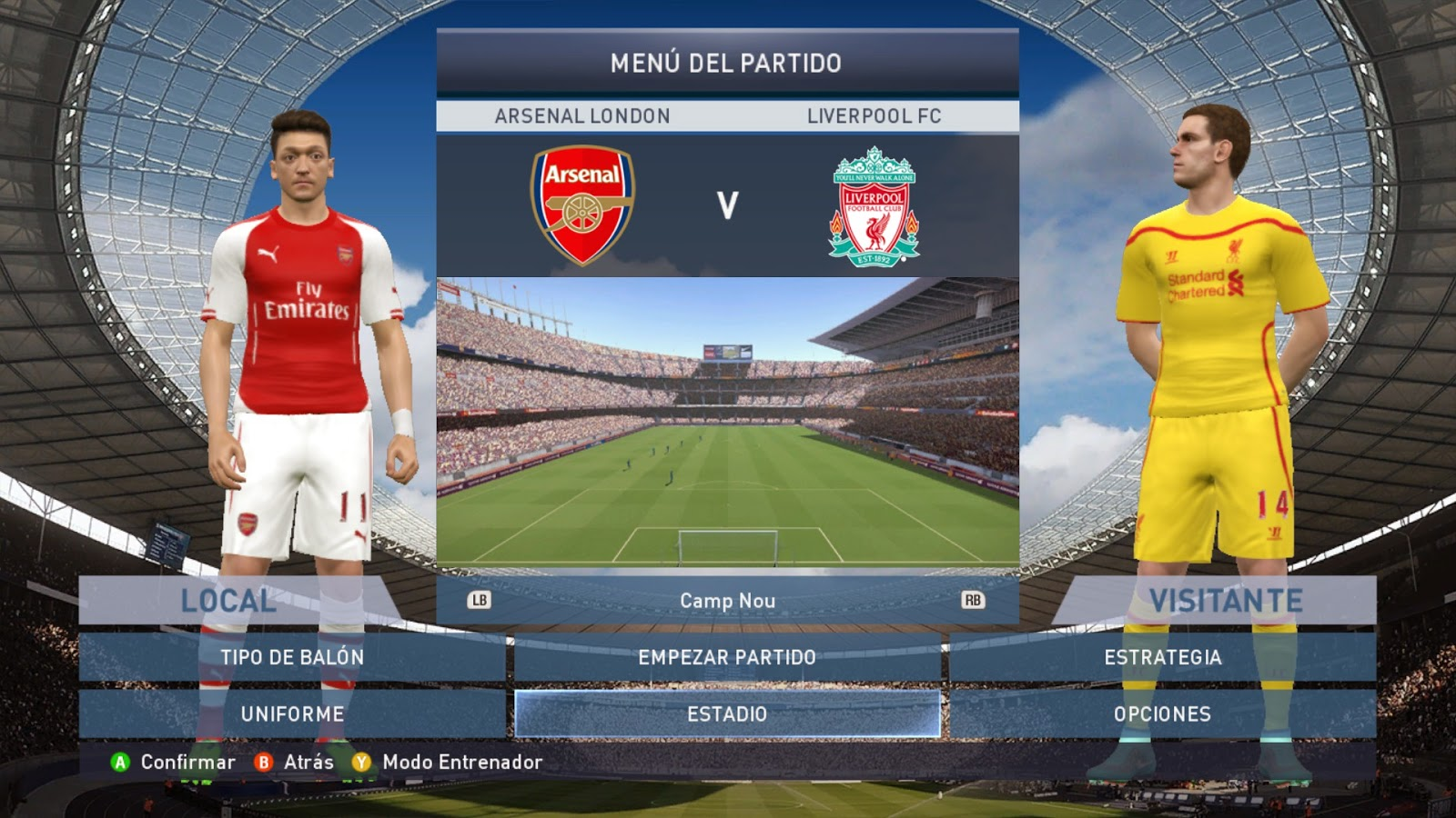 PESGalaxycom 2015 450 Patch AIO with FIX for PES 2015