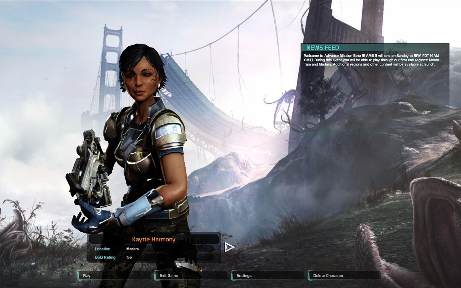 Of Course I'll Play It: Defiance Beta Weekend