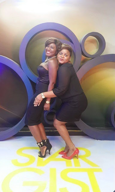 Jackie Appiah & Adunni Ade At Omolewa Cosmetics Event In Lekki Lagos [PHOTOS]NaijaGistsBlog