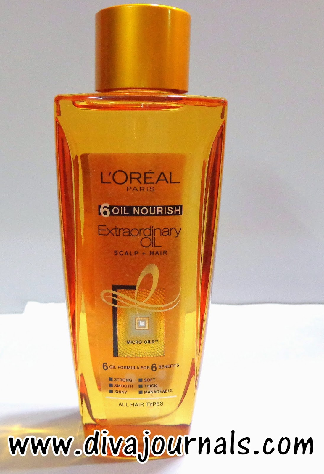 Loreal Paris 6 Oil Nourish Extraordinary Oil Review