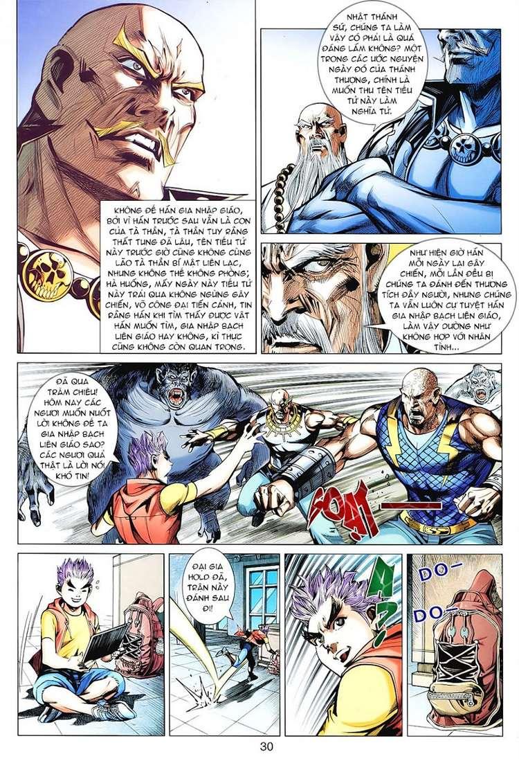 Hỏa Vân Tà Thần II chap 100 Trang 29 - Mangak.info