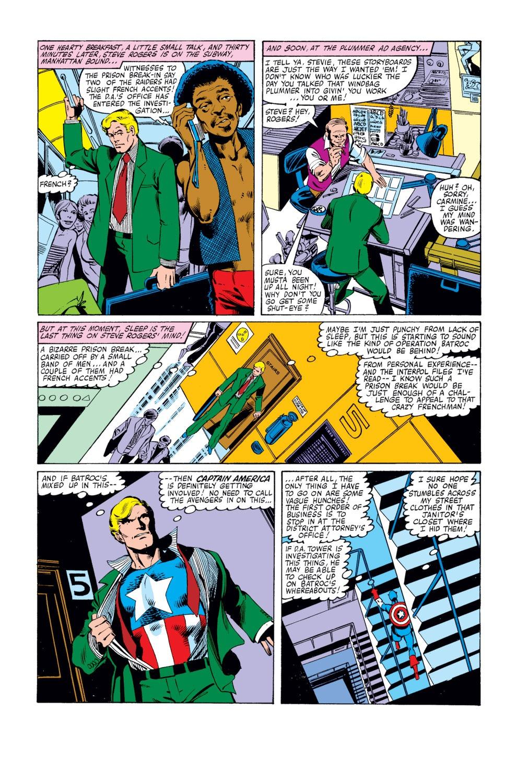 Captain America (1968) Issue #251 #166 - English 15