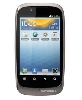 Motorola XT531 Gris Tienda Claro Perú