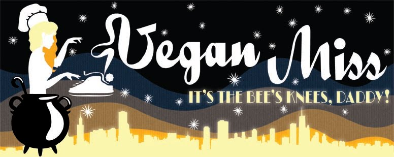 Vegan Miss | It's the Bee's Knees, Daddy!