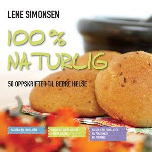 """Boken """"100 % NATURLIG"""" ble utgitt i 2010"""