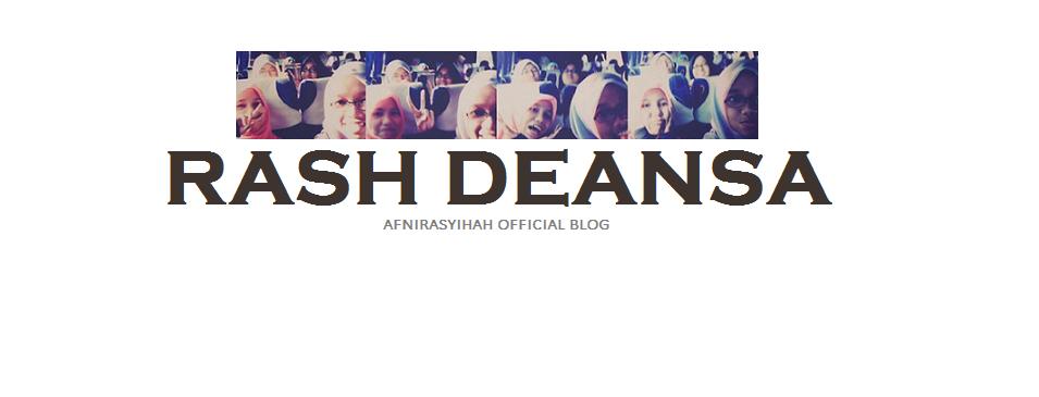 Rash Deansa