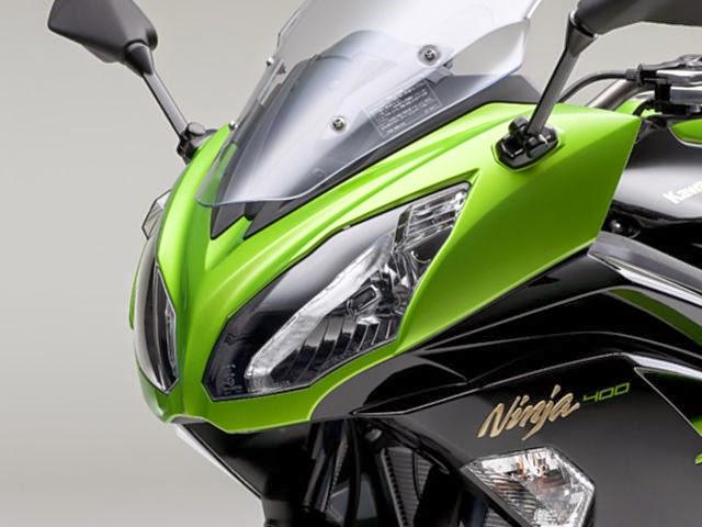 New Kawasaki Ninja 400 2014 | Harga, Spek dan Foto HD Wallpaper