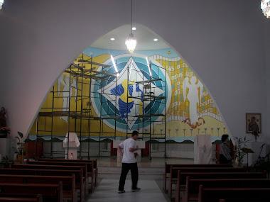 Paróquia São João Batista 8, Tingui, Curitiba PR.