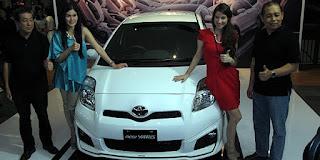 new yaris 2012