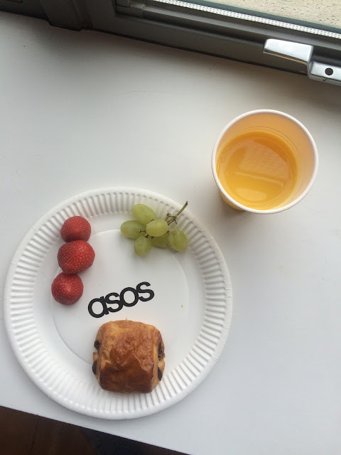 ASOS Curve Fit Day - My Time at Asos Head quarters