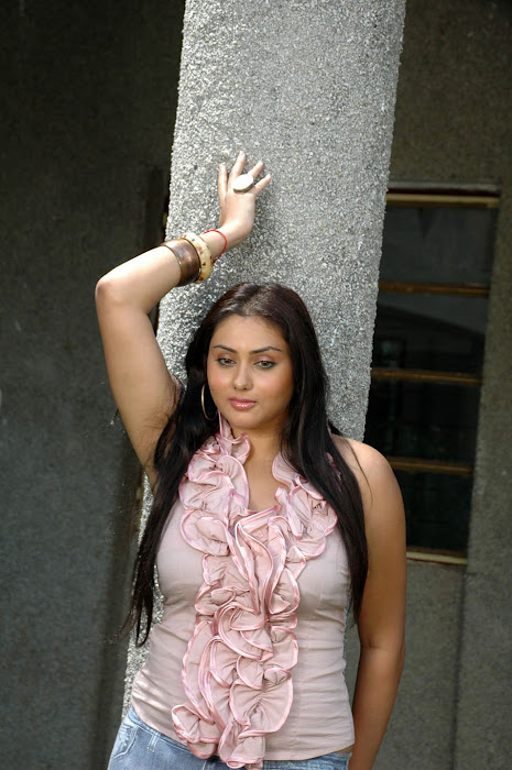 namitha new from love college, namitha cute stills