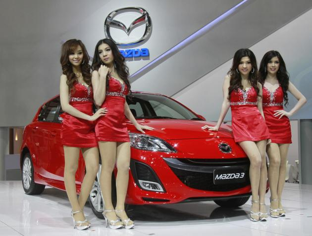 Japanese Cars Mazda 3 hatchback