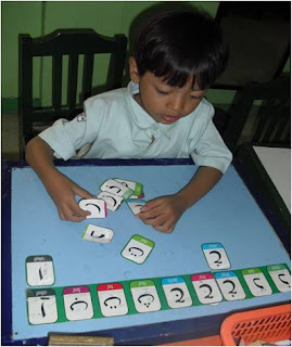 alat alat permainan edukatif yang bernuansa atau dinuansakan agama