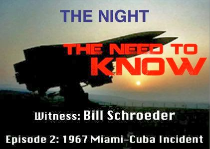 1967 Miami - Cuba UFO Incident The Need To Know