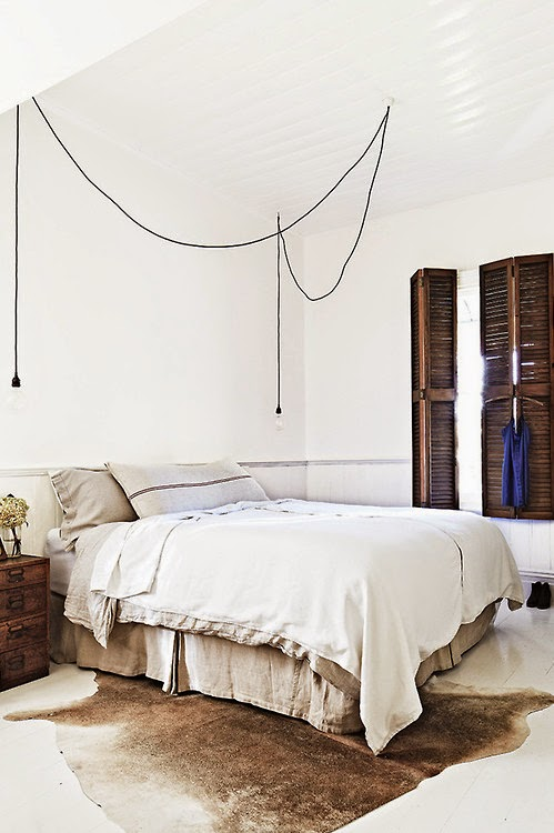 Ideas deco decora tu dormitorio sin cabecero tr s - Dormitorios sin cabecero ...