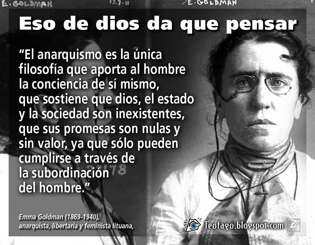 - Emma-Goldman