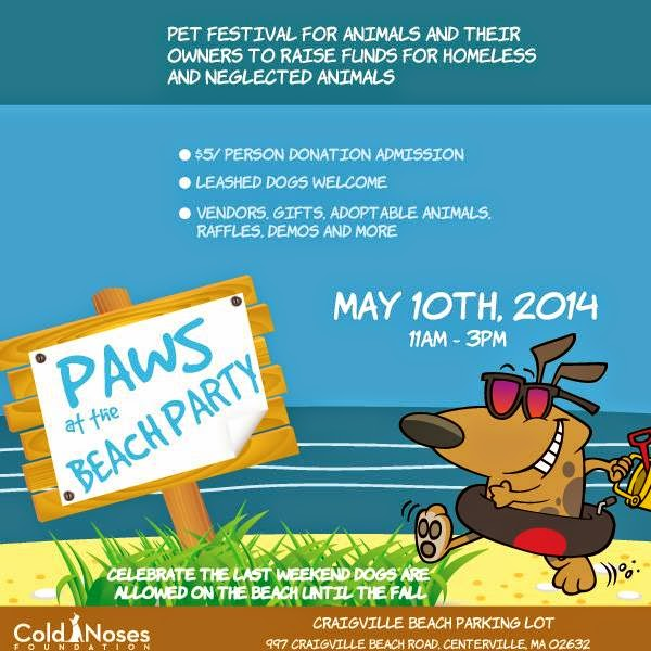 http://www.coldnosesfoundation.org/paws-at-the-beach-pet-party/