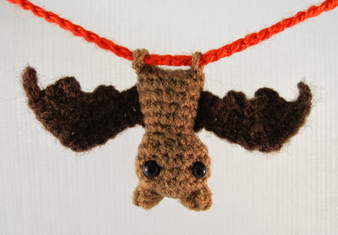 Little Amigurumi Patterns Free : Lucyravenscar crochet creatures itty bitty bat free amigurumi