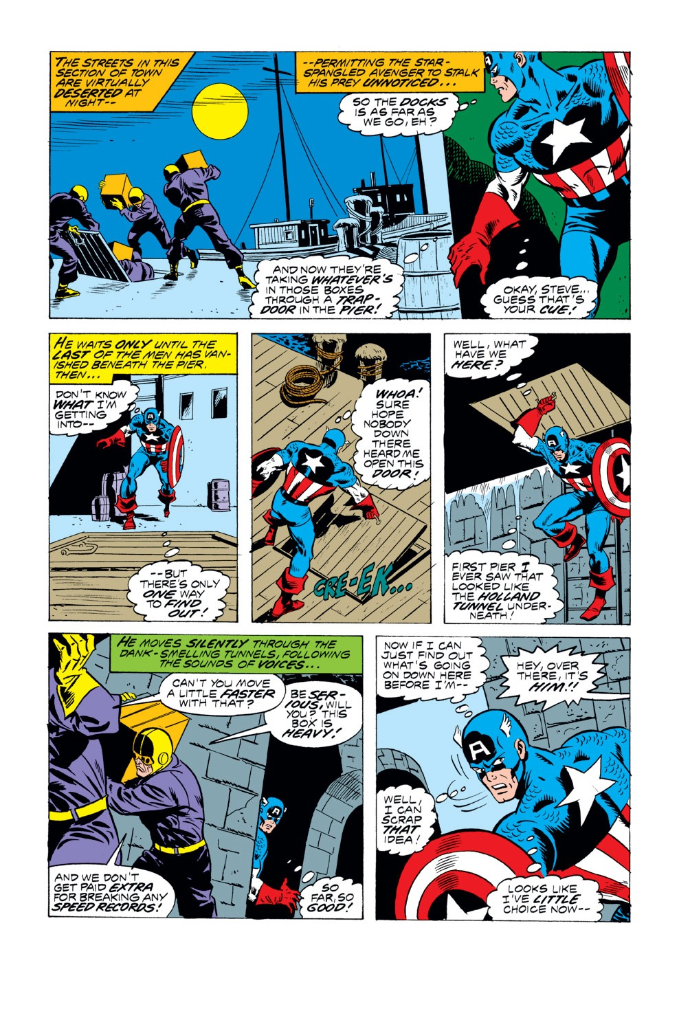 Captain America (1968) Issue #218 #132 - English 13