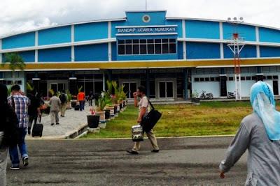 Bandara Nunukan, Kalimantan Utara. ZonaAero