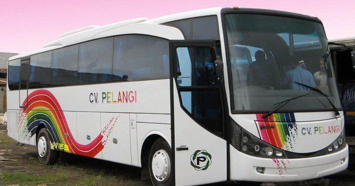 Penjualan Tiket Bus