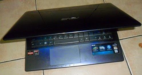 Asus K45DR VGA Ati Radeon 1gb