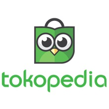 Logo PT Tokopedia