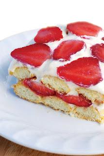 Delicious Tiramisu Strawberries