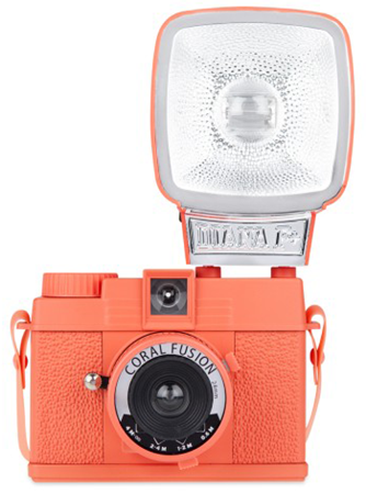 Coral Fusion Camera from Lomography