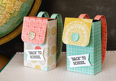 handmade back to school gift for student