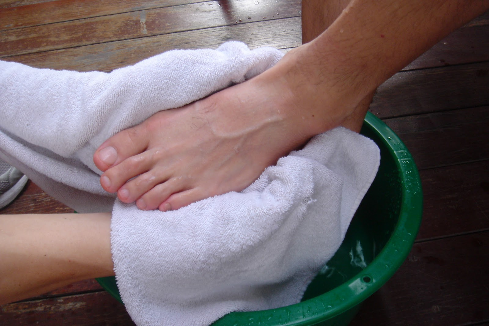 Image result for washing feet