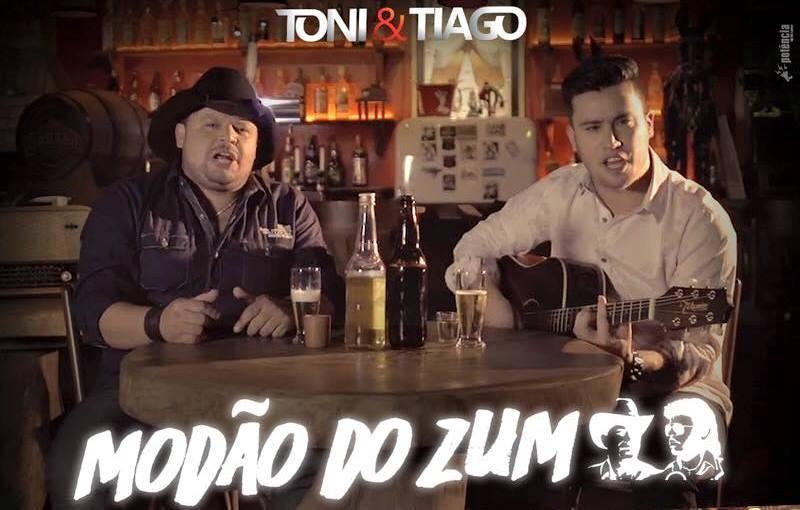 Toni e Tiago - Modão do Zum