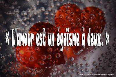 proverbe Amour et vie