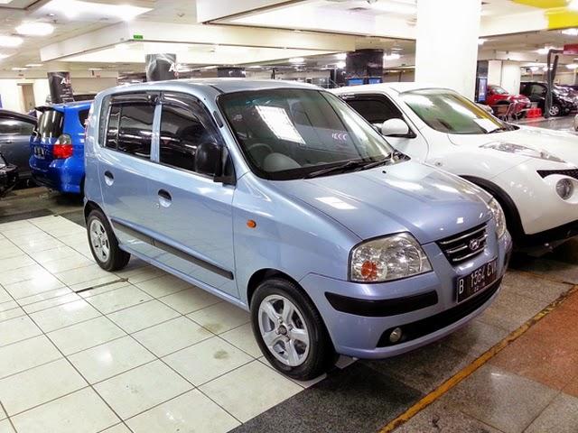 Modifikasi Hyundai Atoz 1.1