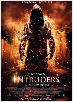 Modelo Capa Download   Intruders   DVDSCR AVi + RMVB Legendado (2011)