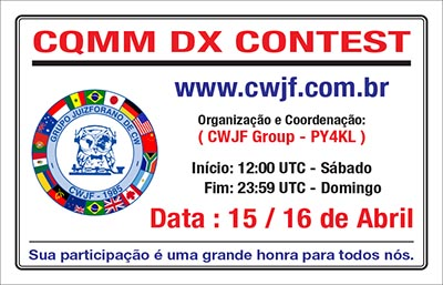 CQMM DX CONTEST