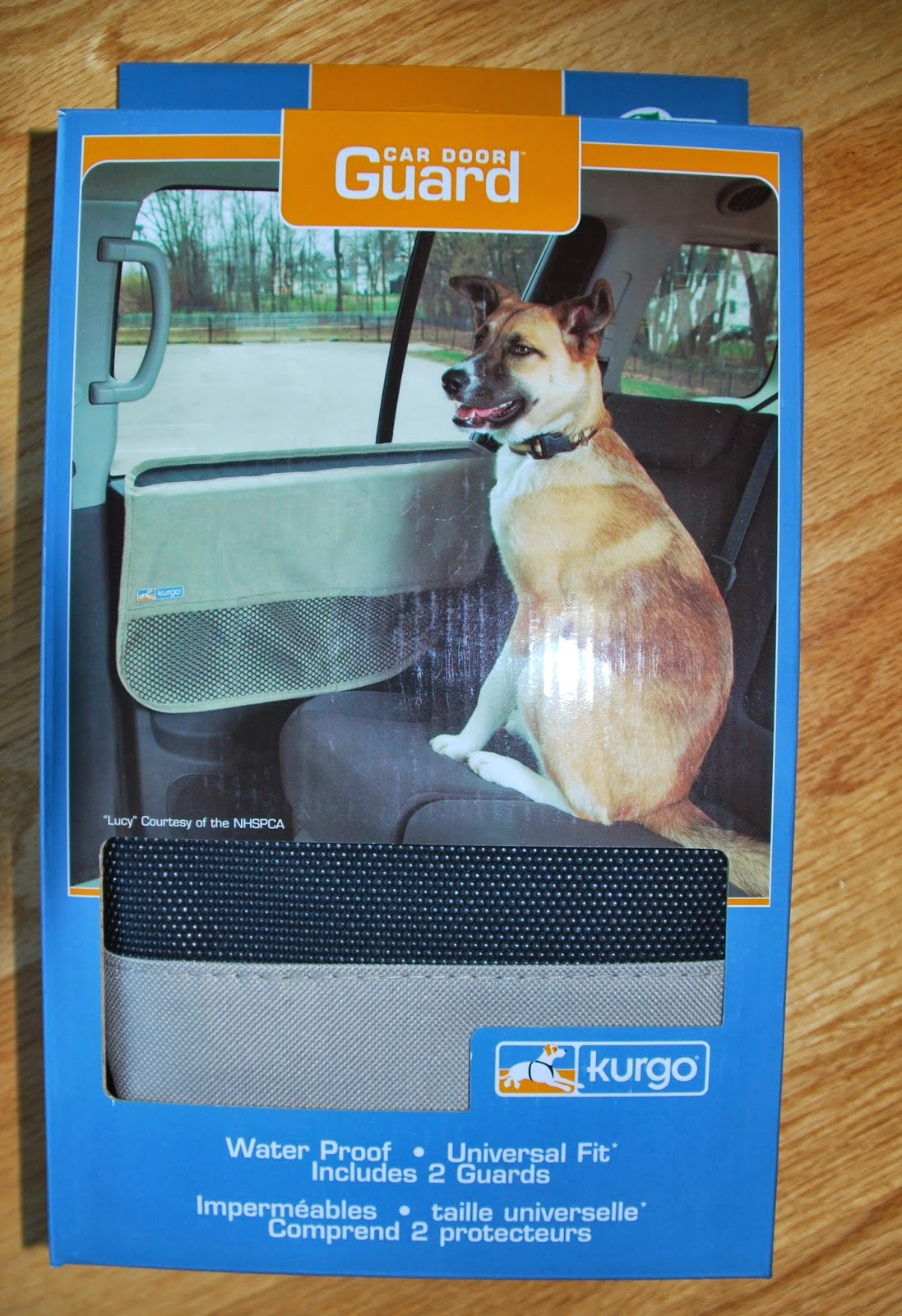 Pooch Smooches Scratches And Drool On Your Car Doors No More