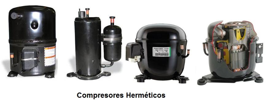 compresor refrigeracion. compresores semi \u2013 herméticos: a diferencia de los herméticos, este tipo compresor puede ser reparado, ya que cuenta con elementos refrigeracion