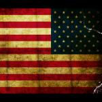 Back of Flag