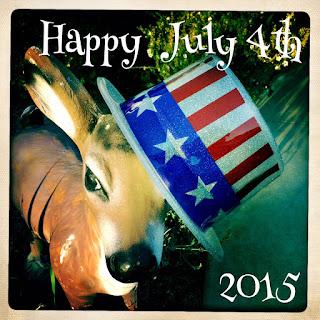 July 4th deer 2015