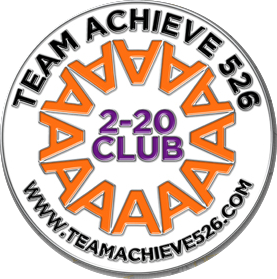 Team Achieve 2-20 Club