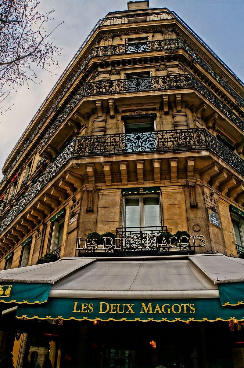 Les Deux Magot's, Paris, France