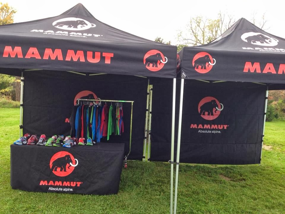 THe Mammut Tent & Cresting The Summit!: Over the Mountains--From the Adirondacks to ...