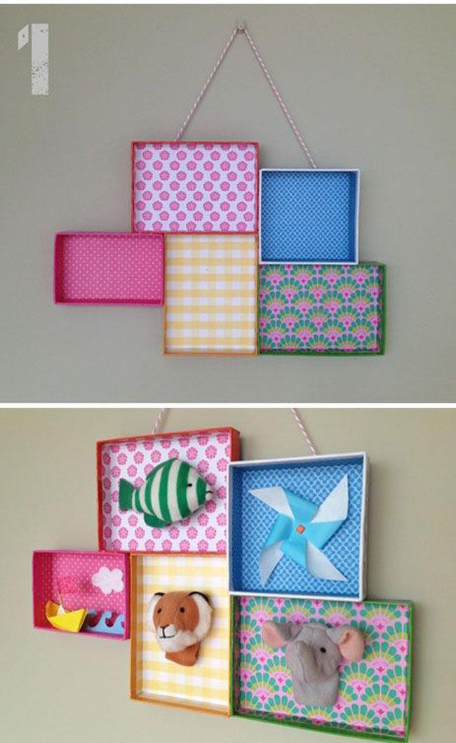 Mcompany style 10 ideas diy f ciles para hacer esta primavera - Como forrar un armario con tela ...